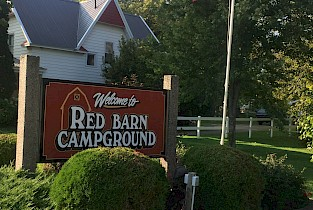Red Barn Campground Local Events
